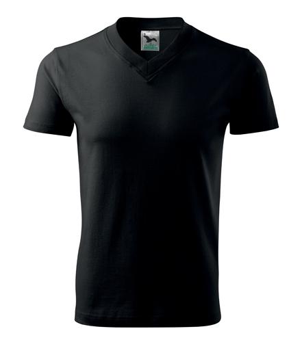V-Neck - Unisex tričko Adler 4b5c6b9ae7